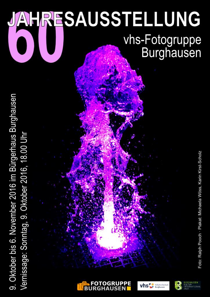 60 Jahre Fotogruppe Burghausen