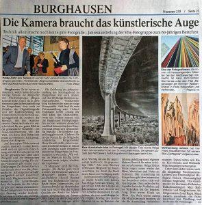 Artikel Burghauser Anzeiger